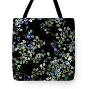 Gingko Iridescence Tote Bag