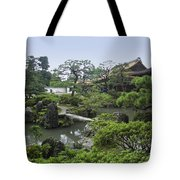 Ginkaku-ji Zen Temple No. 1 - Kyoto Japan Tote Bag