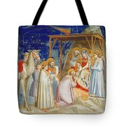 Giotto: Adoration Tote Bag by Granger