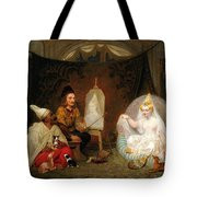 Giovanni Bellini In Mahomet II's Court Tote Bag