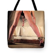 Gipsy Dancer Poster Tote Bag