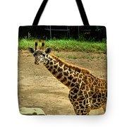 Giraffe 1 Tote Bag
