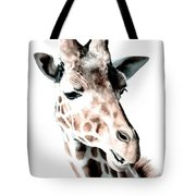 Giraffe II Tote Bag