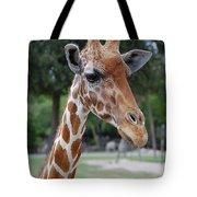Giraffe Youth Tote Bag