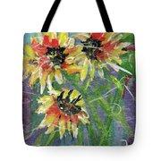 Girasoles Tote Bag