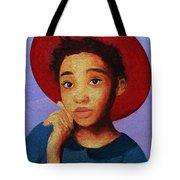 Girl 1 Tote Bag