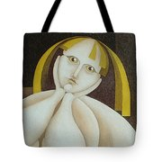 Girl From Chile   2005 Tote Bag