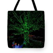Girl Reaches For Apple 0861t Tote Bag