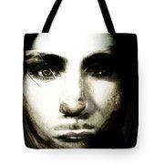 Girl With No Name Tote Bag