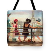 Girls Day Out Tote Bag