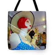 Girls Of Summer Tote Bag