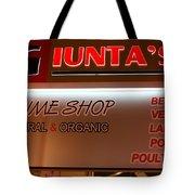 Giunta's Prime Meat Tote Bag