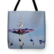 Give It A Spin Tote Bag