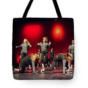 Give It All You Got 18 Tote Bag