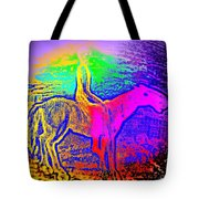 Life Is So Colorful When You Give Me A Ride  Tote Bag