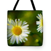 Give Me Daisy In Color Tote Bag