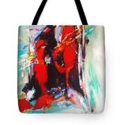 Give Me Something I Can Show My Heart Tote Bag