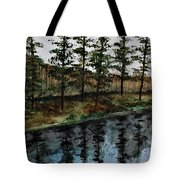 Give Peace A Try Tote Bag