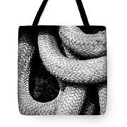 Give Them Some Rope 3 Tote Bag