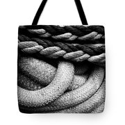Give Them Some Rope Tote Bag