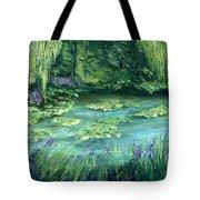 Giverny Tote Bag