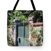 Giverny Gate Tote Bag