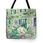 Giverny Welcome Tote Bag