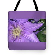 Giving Love Tote Bag