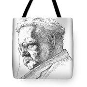 Gk Chesterton Tote Bag