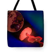 gl o bal Bread Tote Bag