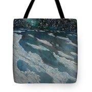 Glacial Moraine Tote Bag