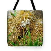 Glacial Wildflowers Tote Bag