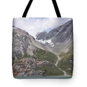 Glaciated Valley Tote Bag