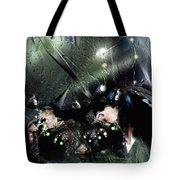 Glaciation Tote Bag