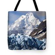 Glacier Bay Alaska Photograph Tote Bag