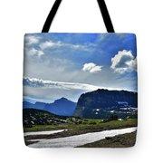 Glacier Country Park Tote Bag