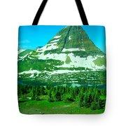Glacier Formed Tote Bag