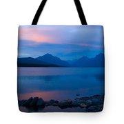 Glacier - Lake Mcdonald Dawn Tote Bag