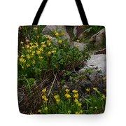 Glacier Lily 4 Tote Bag