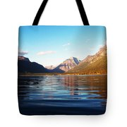 Glacier National Park 7 Tote Bag