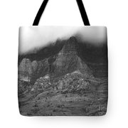Glacier National Park Montana Horizontal Tote Bag