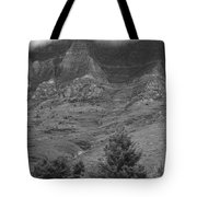 Glacier National Park Montana Vertical Tote Bag