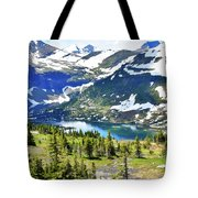 Glacier National Park2 Tote Bag