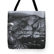 Glacier Point 1 Tote Bag