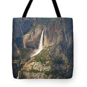 Glacierpoint Yosemitefalls Tote Bag