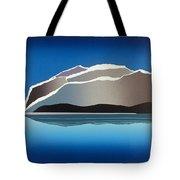 Glaciers Tote Bag