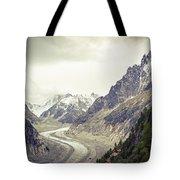 Glacierway Tote Bag