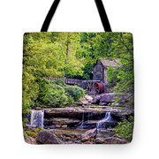 Glade Creek Grist Mill 3 Tote Bag