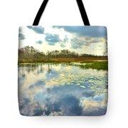 Glades Reflective 2 Tote Bag