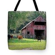 Gladeville Farm Tote Bag